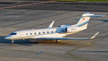 OE-IIH - MJet Aviation Gulfstream Aerospace G650, G650ER
