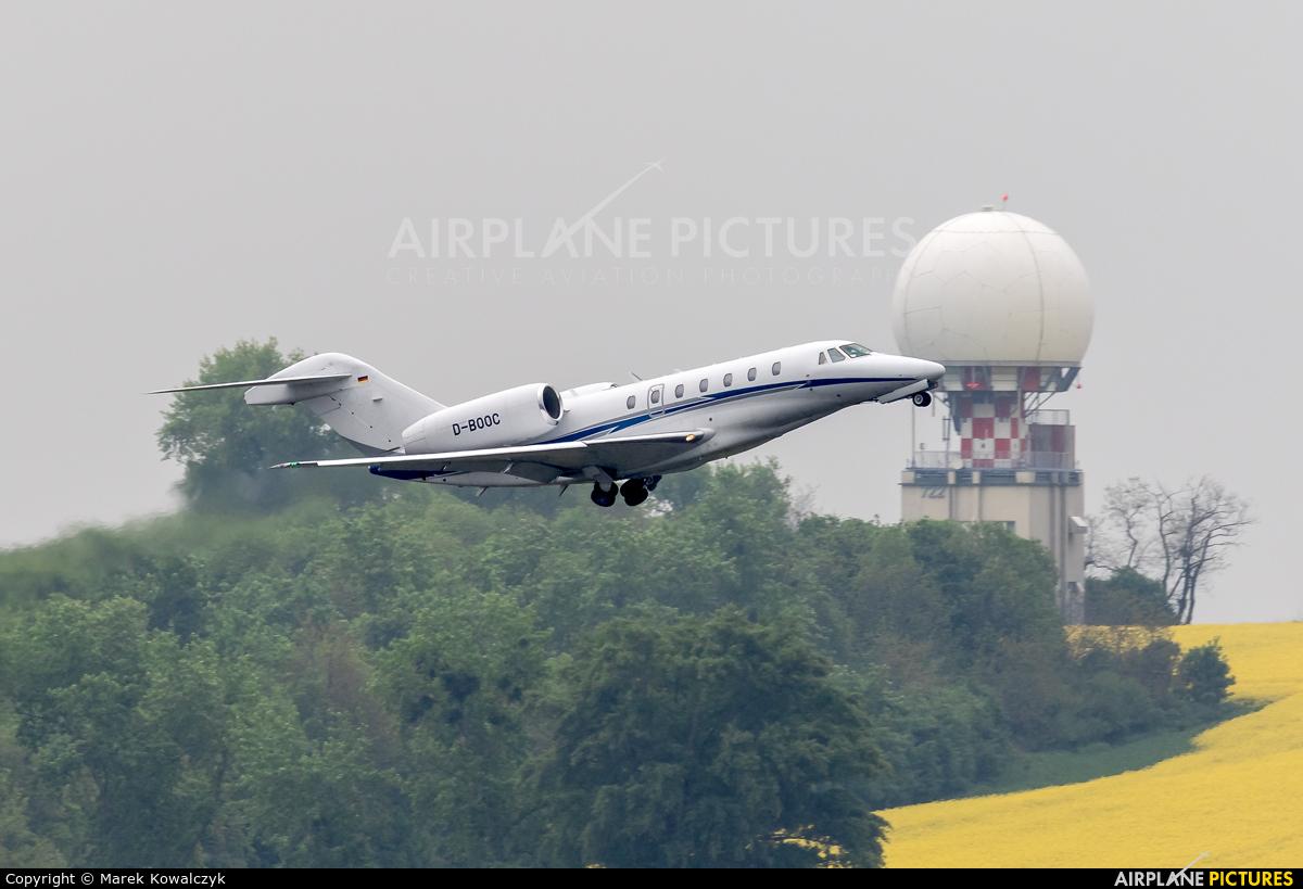 Air X D-BOOC aircraft at Vienna - Schwechat