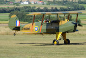 D-MEMF - Private Platzer Kiebitz aircraft
