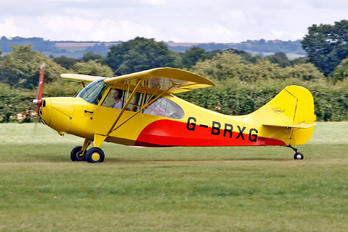G-BRXG - Private Aeronca Aircraft Corp 7AC