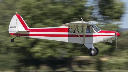 N4085E - Private Piper PA-18 Super Cub