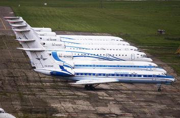RA-65045 - Kolavia Tupolev Tu-134AK