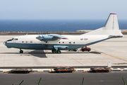 UR-CCP - Cavok Air Antonov An-12 (all models) aircraft