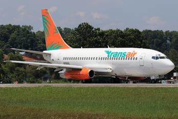 N306AL - Transair Boeing 737-200F