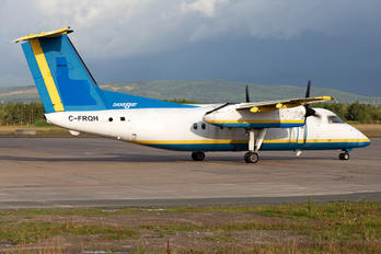 C-FRQH - Unknown de Havilland Canada DHC-8-100 Dash 8