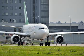 EP-MNF - Mahan Air Airbus A310