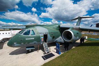 PT-ZNF - Brazil - Air Force Embraer KC-390