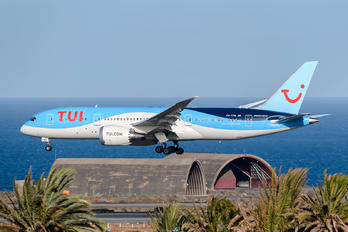 PH-TFM - TUI Airlines Netherlands Boeing 787-8 Dreamliner
