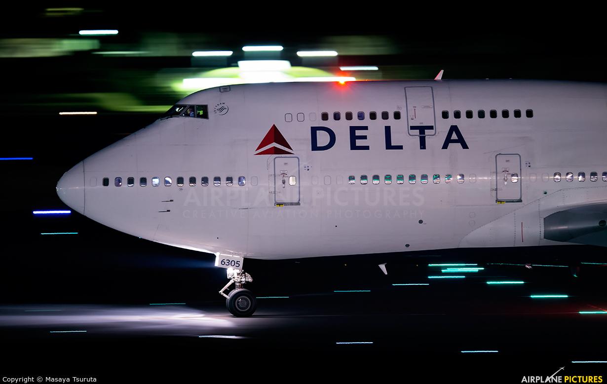 Delta Air Lines N665US aircraft at Tokyo - Narita Intl
