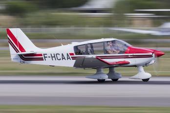 F-HCAA - Private Robin DR.400 series