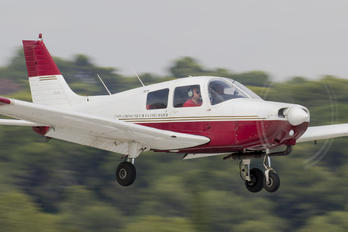 F-GFYV - Private Piper PA-28 Cadet