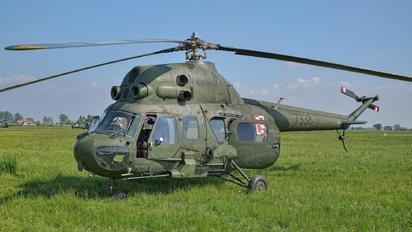 7338 - Poland - Army Mil Mi-2