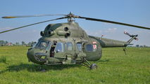 7338 - Poland - Army Mil Mi-2 aircraft