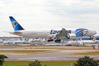 SU-GDO - Egyptair Boeing 777-300ER