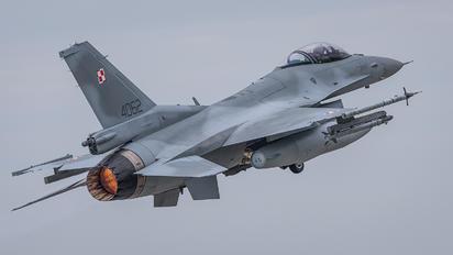 4062 - Poland - Air Force Lockheed Martin F-16C Jastrząb