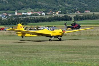 OE-9171 - Private Scheibe-Flugzeugbau SF-25 Falke