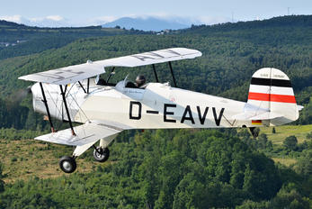 D-EAVV - Private Bücker Bü.131 Jungmann