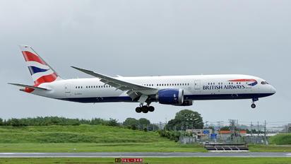 G-ZBKJ - British Airways Boeing 787-9 Dreamliner
