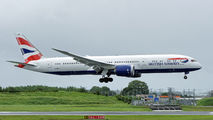 G-ZBKJ - British Airways Boeing 787-9 Dreamliner aircraft
