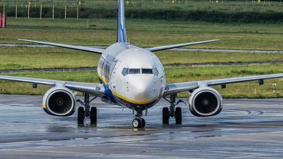 EI-DLN - Ryanair Boeing 737-800