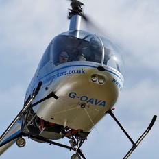 G-OAVA - Private Robinson R22
