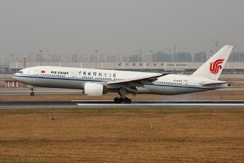 B-2066 - Air China Boeing 777-200