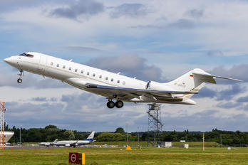 D-ARYR - ACM Air Charter Bombardier BD-700 Global Express