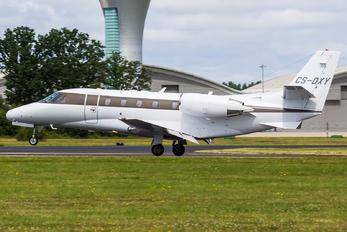 CS-DXY - NetJets Europe (Portugal) Cessna 560XL Citation XLS