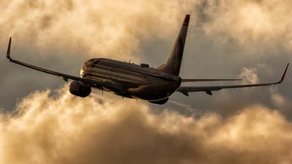 EI-FJE - Norwegian Air Shuttle Boeing 737-800