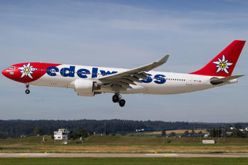 HB-IQI - Edelweiss Airbus A330-200