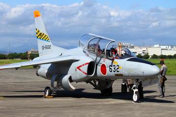 06-5632 - Japan - Air Self Defence Force Kawasaki T-4