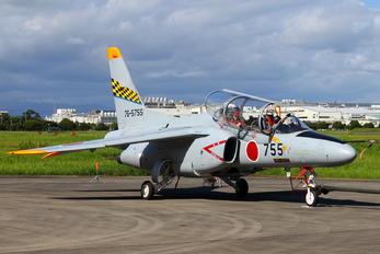 76-5755 - Japan - Air Self Defence Force Kawasaki T-4