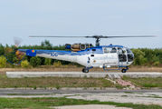 106 - Romania - Police Sud Aviation SA-316 Alouette III aircraft