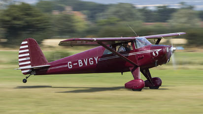 G-BVGY - Private Luscombe 8E Silvaire Deluxe