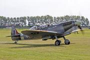 G-ILDA - Spitfire Display Supermarine Spitfire T.9 aircraft