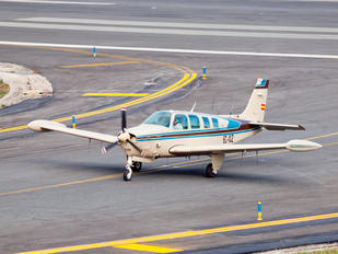 EC-IXZ - Private Beechcraft 36 Bonanza