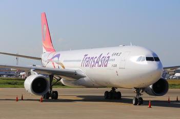 B-22105 - TransAsia Airways Airbus A330-300