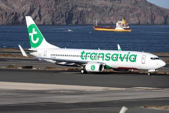 PH-HXB - Transavia Boeing 737-800