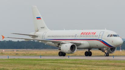 VQ-BAT - Rossiya Airbus A319