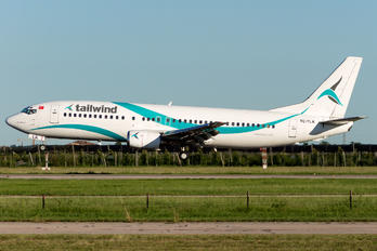 TC-TLA - Tailwind Airlines Boeing 737-400