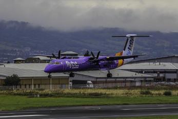 G-FLBC - Flybe de Havilland Canada DHC-8-400Q / Bombardier Q400