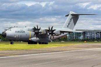 EC-406 - Airbus Military Airbus A400M