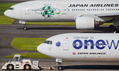 JA8980 - JAL - Japan Airlines Boeing 767-300