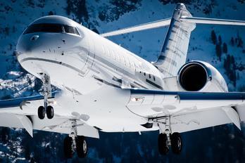 M-GRAN - Private Bombardier BD-700 Global 5000