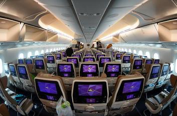 A6-BLH - Etihad Airways Boeing 787-9 Dreamliner