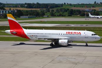 EC-IEG - Iberia Airbus A320