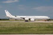 I-TALY - Italy - Air Force Airbus A340-500 aircraft
