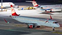 OE-LWA - Austrian Airlines/Arrows/Tyrolean Embraer ERJ-195 (190-200) aircraft