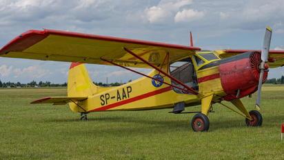 SP-AAP - Aeroklub Ziemi Pilskiej Yakovlev Yak-12M