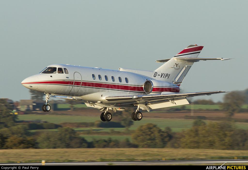 Executive Jet Group G-VIPI aircraft at London - Luton